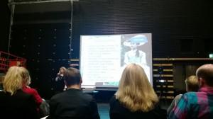 Info-møde EUs nye program for kunst, kultur og den audiovisuelle sektor - 11. december 2013 i Filmbyen, Århus