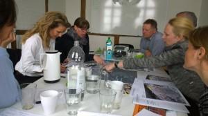 I Løgstør sidder kommunale planlæggere, turistchef, ildsjæle og repræsentanter fra Limfjordsmuseet og turisterhvervet om det samme bord for at lære hinanden bedre at kende og få sat konkrete tiltag i gang for byens udvikling - til gavn for borgere og turister.